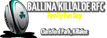 Ballina Killaloe RFC Family Fun Day
